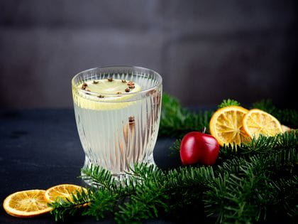 Mulled gin - the trendy mulled wine 2.0