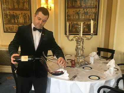 Sommelier of the Month (UK): Pierre-Marie Faure