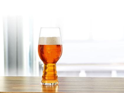 Craft Beer IPA glass