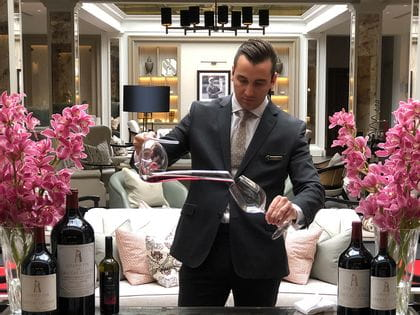 Sommelier of the Month (UK): Luca Piola