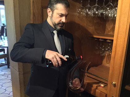 Sommelier of the Month (UK): Manuel Ribeiro