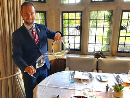 Sommelier of the Month (UK): Lukas Hyner