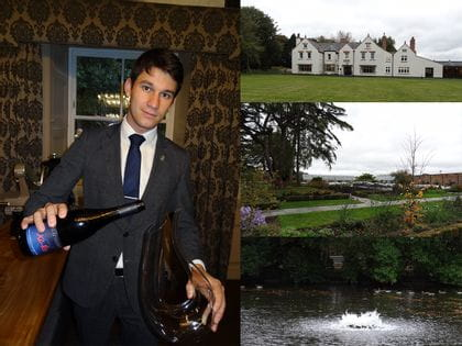Sommelier of the Month (UK): Alexandre Freguin