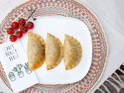 Empanadas - hearty filled dumplings