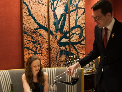 RIEDEL's sommelier of the month for April 2017 is Glen Montgomery