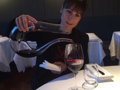 Sommelier of the Month (UK): Julie Dupouy