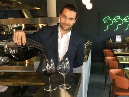 Sommelier of the Month (UK): Sam Weatherill