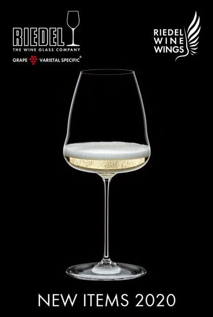 Cover of the RIEDEL new items 2020 brochure