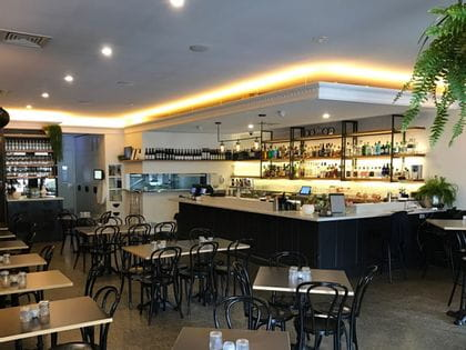 The Tipsy Bull restaurant in Canberra