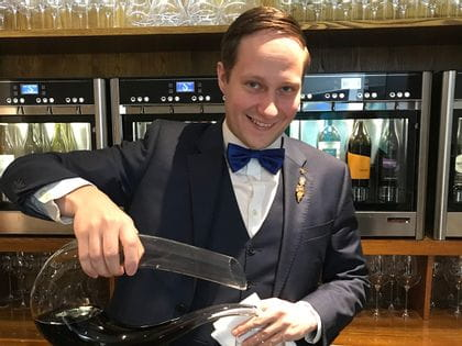 Sommelier of the Month (UK): Marko Mägi