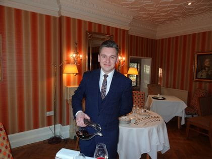 Sommelier of the Month (UK): Matthew Davison