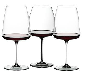 RIEDEL Winewings red wine glasses 1234/0 + 1234/07 + 1234/41