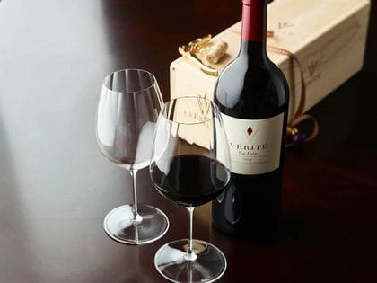 Flemings - Verite La Joie Wine Promo