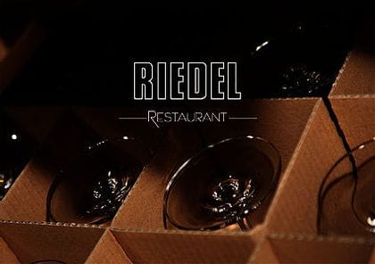 From the time of Maximilian Riedel...