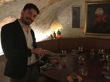 Sommelier of the Month (UK): Fabrizio Canino