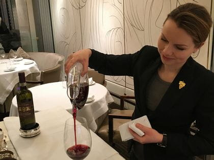 Sommelier of the Month (UK): Anna Botting