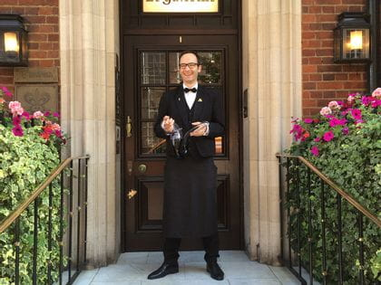 Sommelier of the Month (UK): David Galetti
