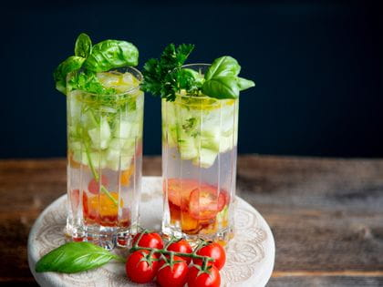 Enjoy Gin from RIEDEL Drink Specific Glassware Highball tumblers