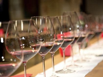 RIEDEL Wine Glass Workshop