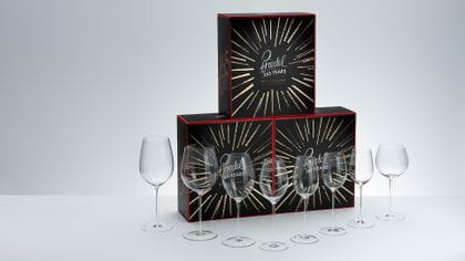 RIEDEL Superleggero 265 Years Anniversary Sets