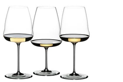 RIEDEL Winewings white wine glasses 1234/33 + 1234/15 + 1234/97