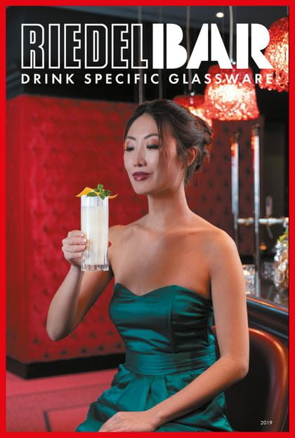Cover of the RIEDEL Bar Drink Specific Glassware image brochure